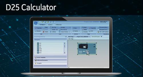 D25-104 - D25 Calculator