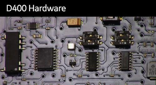 D400-101 - D400 Hardware