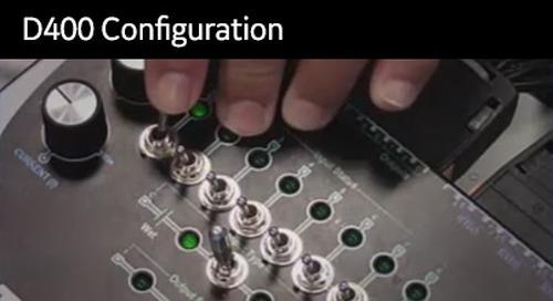 D400-102 - D400 Configuration