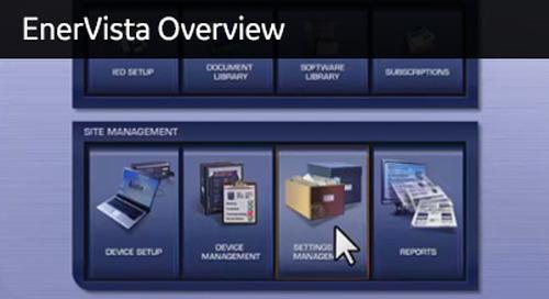 ENR-100 - EnerVista Overview