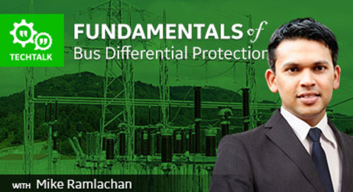 Fundamentals of Bus Differential Protection
