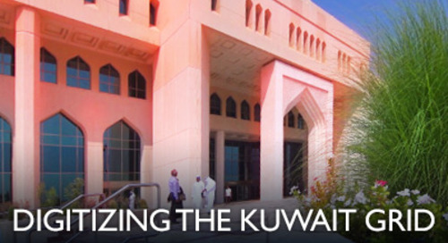 Digitizing the Kuwait Grid