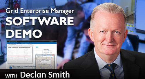 Grid Enterprise Manager: Software Demo