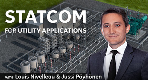 How STATCOM Can Solve Dynamic Grid Problems