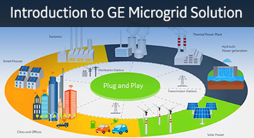 MCS-100 - Introduction to GE Microgrid Solution