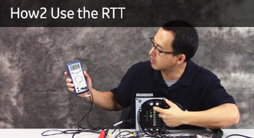 RTT-1001 - How2 use the RTT
