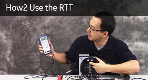 RTT-1001 - How2 use the RTT