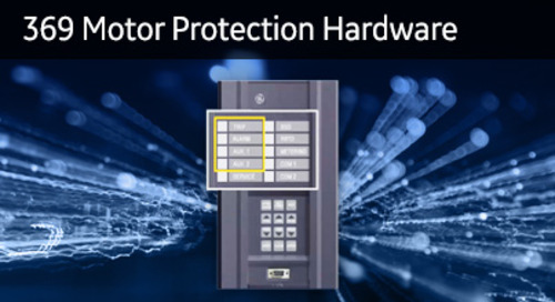 SR-103 - 369 Motor Protection Hardware