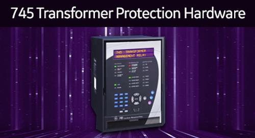 SR-109 - 745 Transformer Protection Hardware