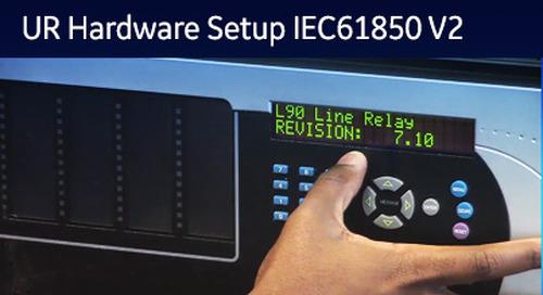 UR-1001 - UR Hardware Setup IEC61850 v2