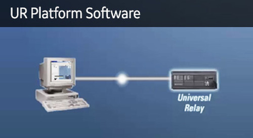UR-102 - UR Platform Software