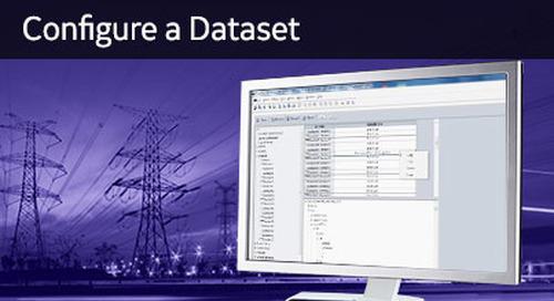 UR-1033 - Configure a Dataset