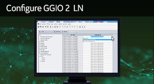 UR-1037 - Configure GGIO2 LN
