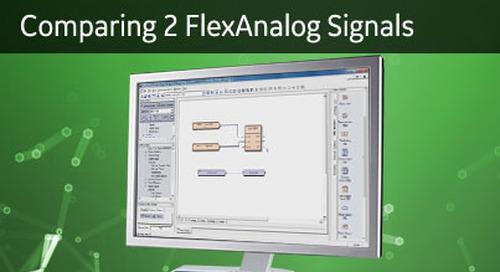 UR-1070 - FlexElements - Comparing Signals