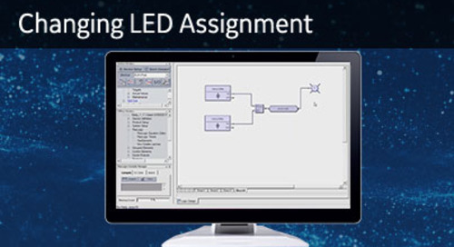 UR-1073 - Logic Designer - LED Assignment