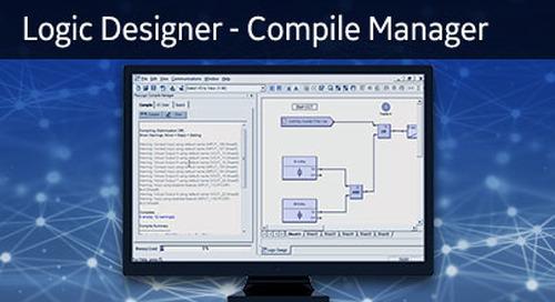 UR-1075 - Logic Designer - Compile Manager