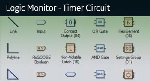 UR-1076 - Logic Monitor - Timer Circuit