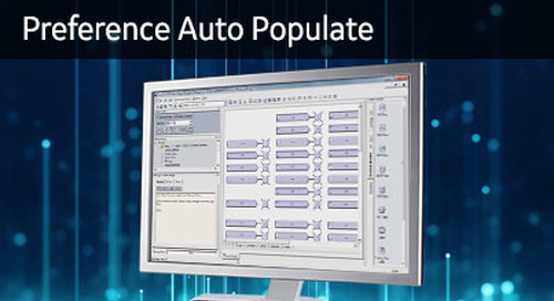 UR-1084 - Logic Designer - Preference Auto Populate