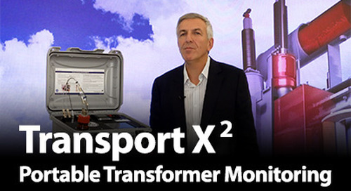 Transport X²: Portable Transformer Monitoring