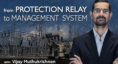 From Protection Relay to Asset Management System: Multilin 845 Transformer Protection System