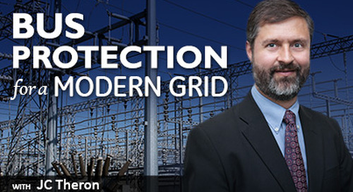Evolution of Bus Protection for a Modern Grid