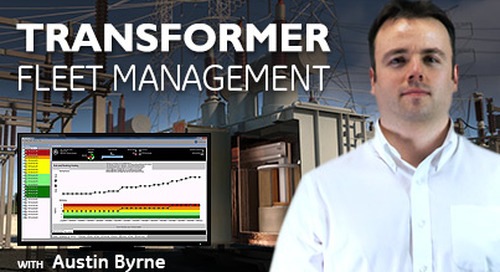 Transformer Fleet Management