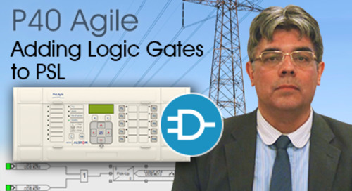 P40 Agile - Adding Logic Gates to PSL (Programmable Scheme Logic)