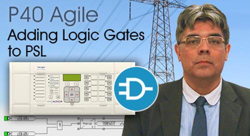 P40 Agile - Adding Logic Gates to PSL (Programmable Scheme Logic)