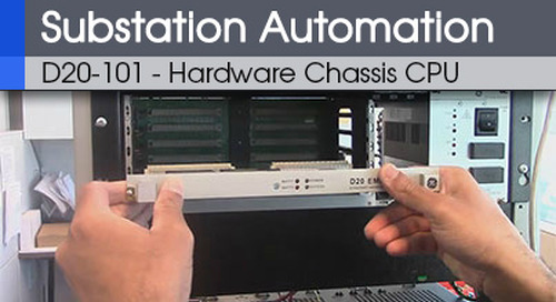 D20-101 | Hardware Chassis CPU v1
