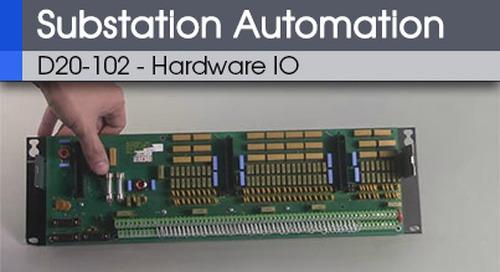 D20-102 | Hardware IO v1