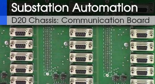 D20   Hardware   Chassis   Communication Board v1