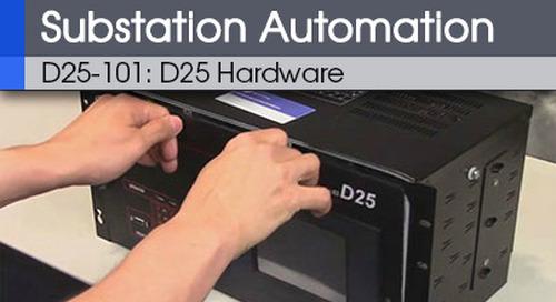 D25-101 - D25 Hardware