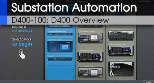D400-100 - D400 Overview