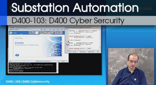 D400-103 - D400 Cyber Security