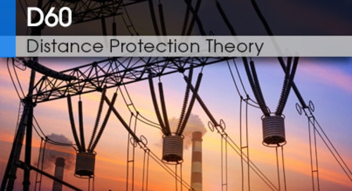 D60-102 | Distance Protection Theory v1