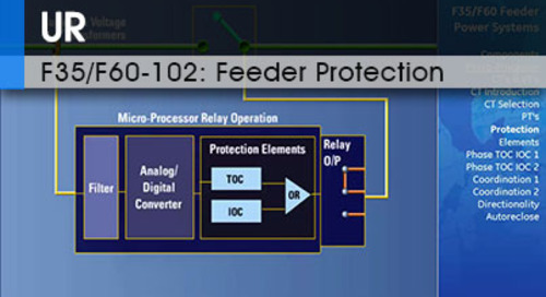 F35/60-102 | Feeder Protection v1