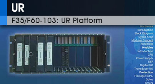 F35/60-103 | UR Platform v1
