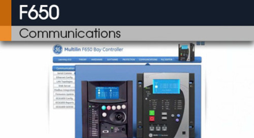 F650 | Communications v1