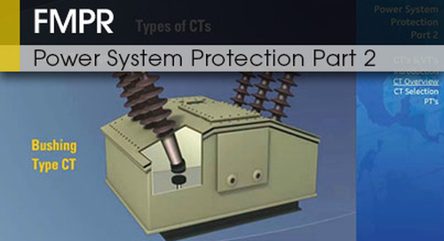 FMPR-103 pt2 | Power Systems Protection (CT's VT's) v1