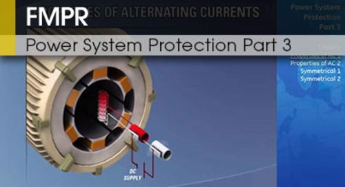 FMPR-103 pt3 | Power Systems Protection (Circuit Breaker Theory) v1