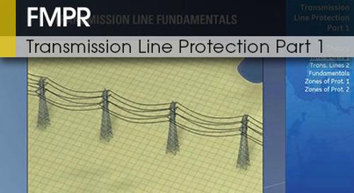 FMPR-105 Pt1 | Transmission Line Protection v1