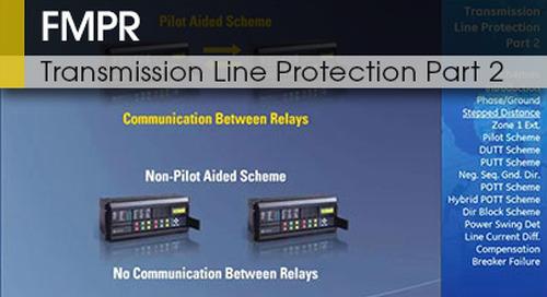 FMPR-105 Pt2 | Transmission Line Protection v1