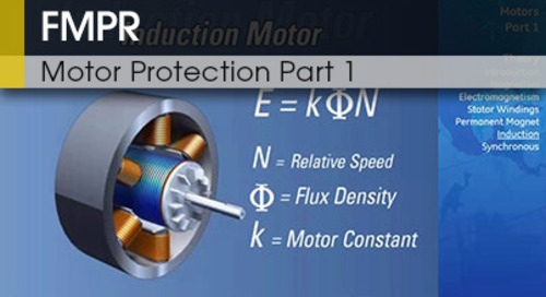 FMPR-110-1 - Motors Protection part 1