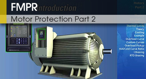 FMPR-110-2 - Motors Protection part 2