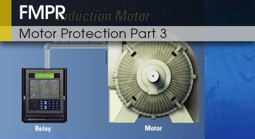 FMPR-110-3 - Motors Protection part 3