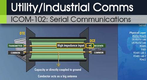 ICOM-102 | Serial Communications v1