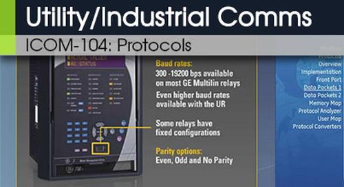 ICOM-104 | Protocols v1
