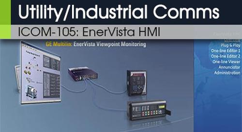 ICOM-105 | Enervista HMI v1
