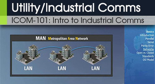 ICOM-101 | Introduction to Industrial Communications v1
