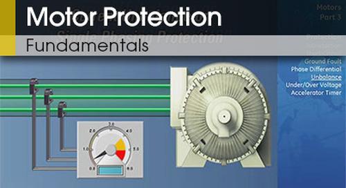 Motor Protection | Technical Webinar v1